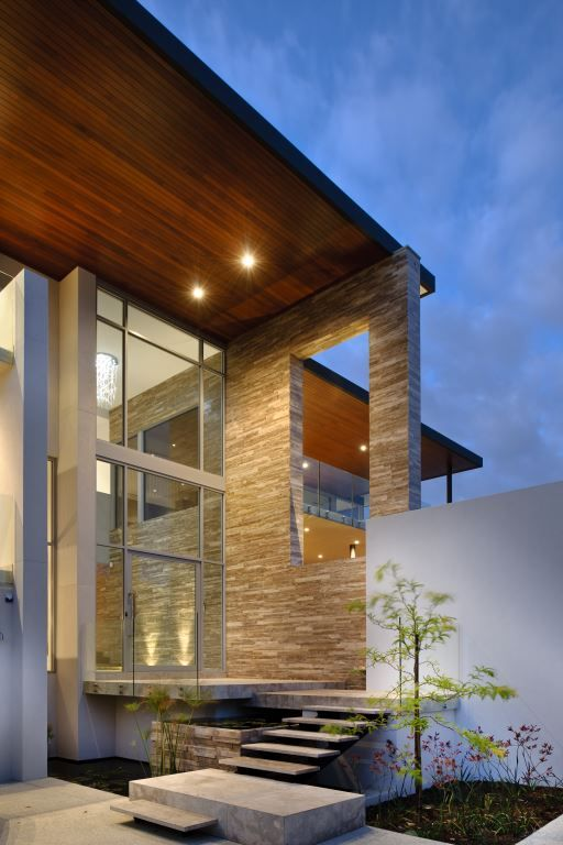 1000 images about external feature walls on pinterest for Exterior features of a house