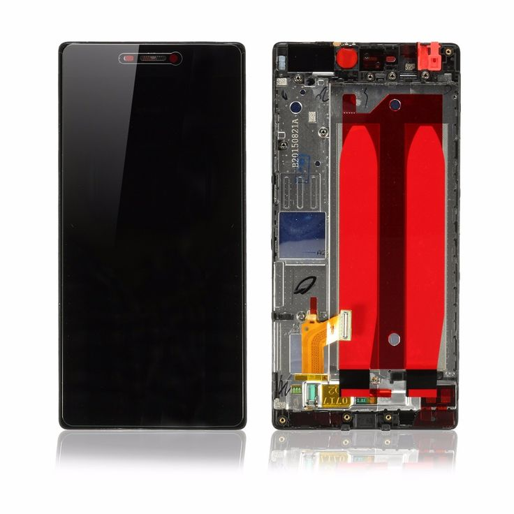 Original LCD Display Assembled Frame Touch Screen For Huawei Ascend P8 #phoneparts #phonedisplay #HuaweiAscend #P8