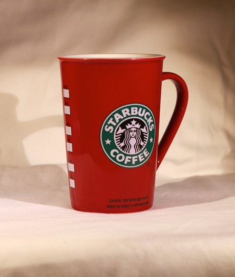 Red Starbucks
