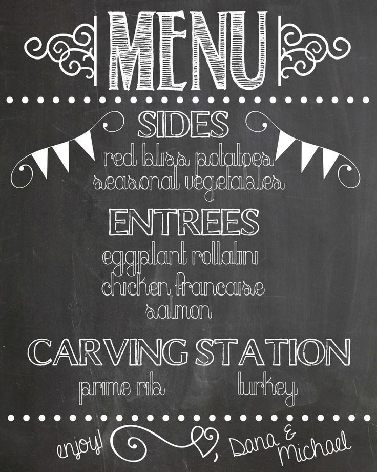 25 Best Ideas About Blackboard Menu On Pinterest Plaza