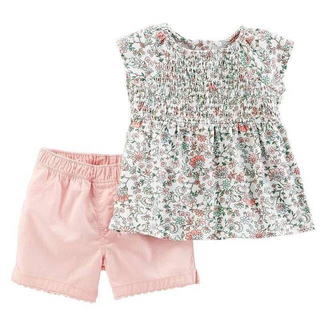 New Short Sleeved Suit Brand Kinderbekleidung New Boutique