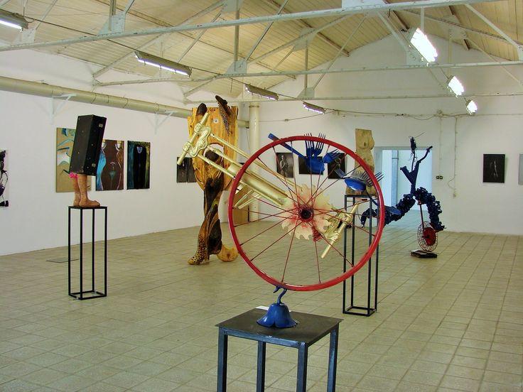 rzeźba - instalacje Stan Rzeczywisty
