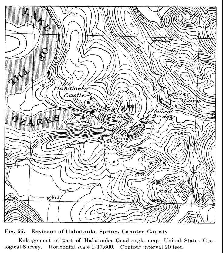 Http Www Rollanet Org Conorw Cwome Hahatonka Topo Map Topographic Mapstate