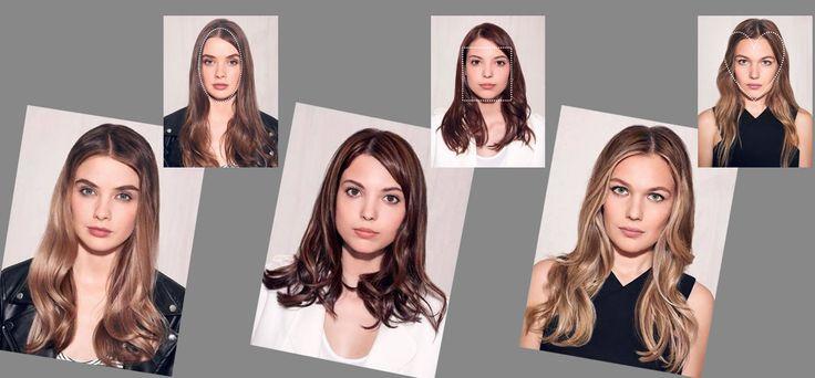 L'Hair Contouring applica le strategie del makeup alla colorazione dei capelli per valorizzare la forma del viso: scopri come.