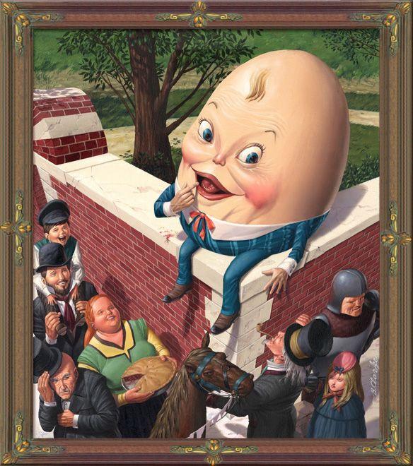 Who knows Humpty Dumpty? - LEWWWP
