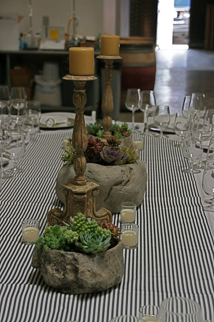 Ideas about masculine centerpieces on pinterest