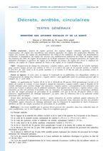 GAYRAUD DOMINIQUE CARRIÈRE LONGUE RETRAITE DECRET
