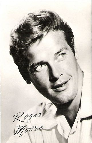 ... of Roger Moore in a Film? -