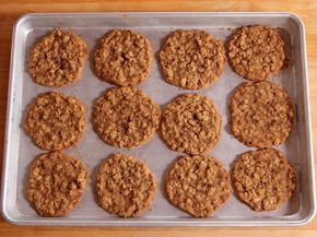 Brown Sugar Oatmeal Cookies recipe from Ree Drummond via Food Network