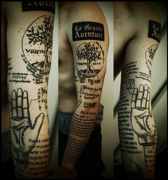 52 Amazing Tattoos Art Collection The Jucktion - The Jucktion