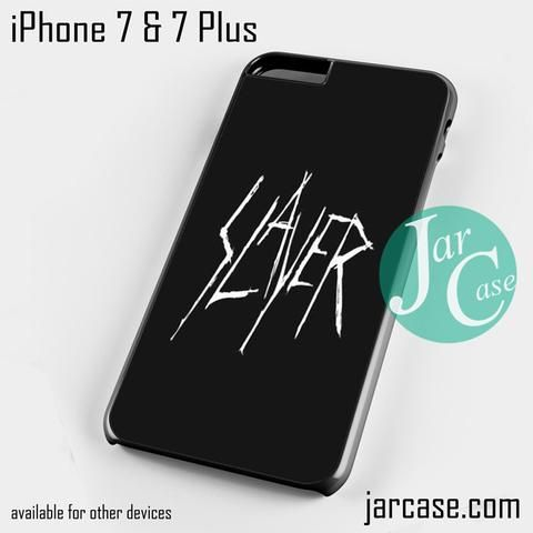 Slayer YG Phone case for iPhone 7 and 7 Plus