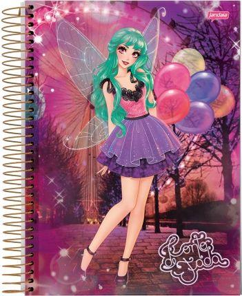 Caderno Jandaia, Conto de Fada. #fairy #fada #fairytale #notebook