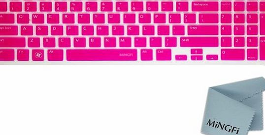 MiNGFi Silicone Keyboard Cover Protector Skin for Dell Inspiron 15R N5110 M5110 M511R US Keyboard Layout -  No description (Barcode EAN = 0799559805395). http://www.comparestoreprices.co.uk/december-2016-week-1/mingfi-silicone-keyboard-cover-protector-skin-for-dell-inspiron-15r-n5110-m5110-m511r-us-keyboard-layout--.asp