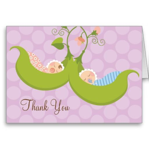 103 best baby shower thank you cards images on Pinterest - baby shower thank you notes