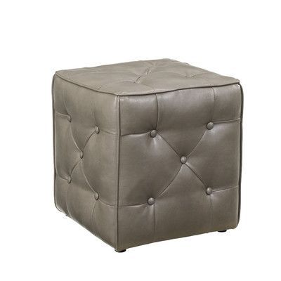 Signature Design By Ashley Jive Ottoman Upholstery: Quarry