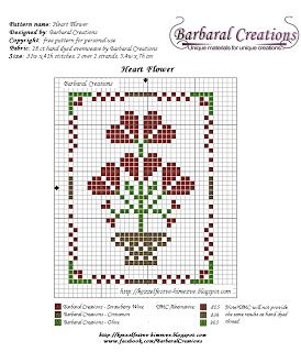 Barbaral Creations: Free patterns...