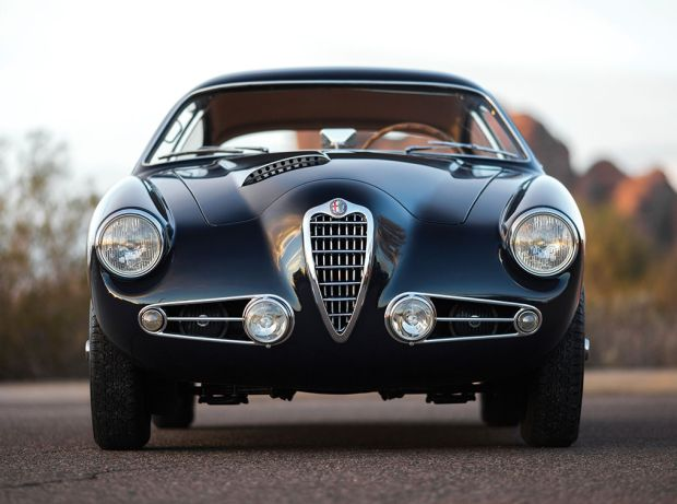 Car Porn: 1955 Alfa Romeo 1900C SS Berlinetta By Zagato