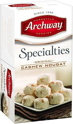 Archway Wedding Cake Cookies Review
