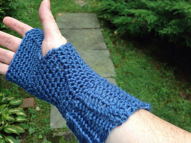 42 besten Crochet gloves & wristlets Bilder auf Pinterest ...