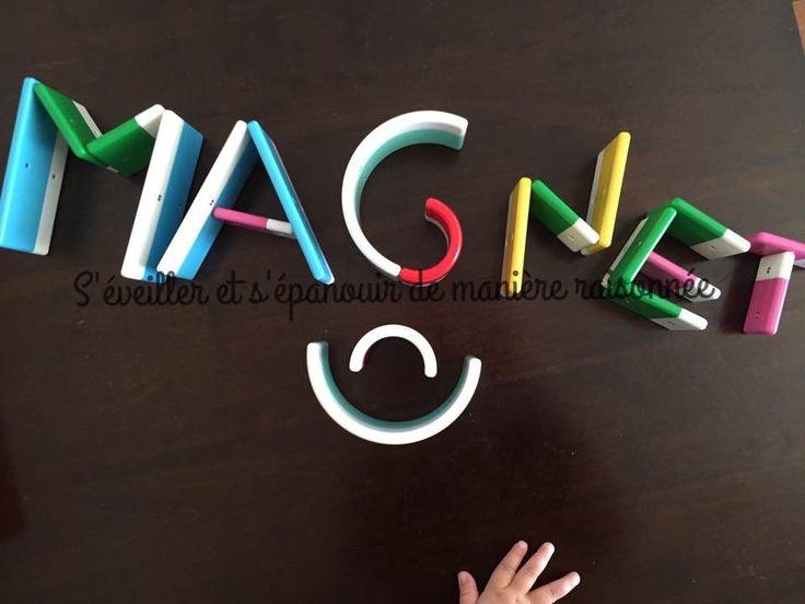 Un jeu de construction magnétique pour se familiariser avec les lettres de l'alphabet! Je vous présente une nouveauté de chez Hoptoys (ce site que j'affectionne et dont je vous parle souvent). Alphabuild est un jeu de construction magnétique qui permet...