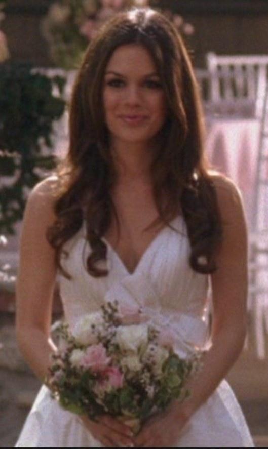 The Oc Summer S Wedding Dress Someday