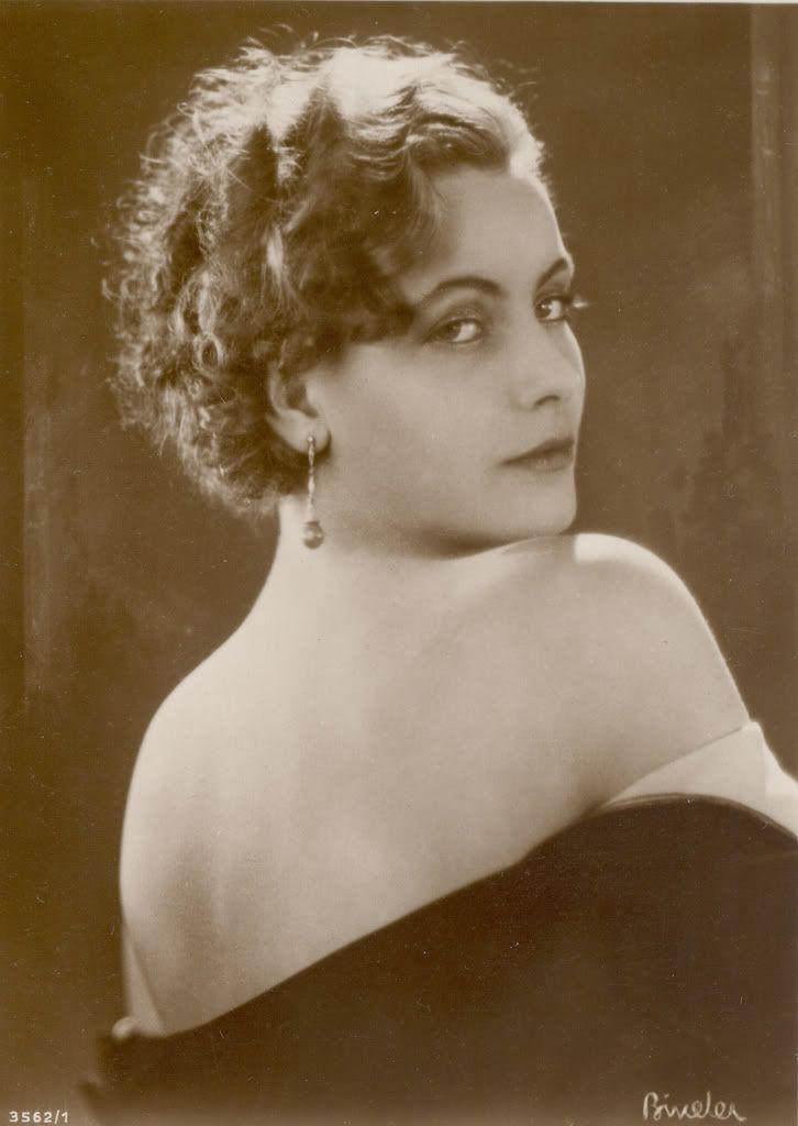 Greta Garbo, por Alexander Binder, 1925