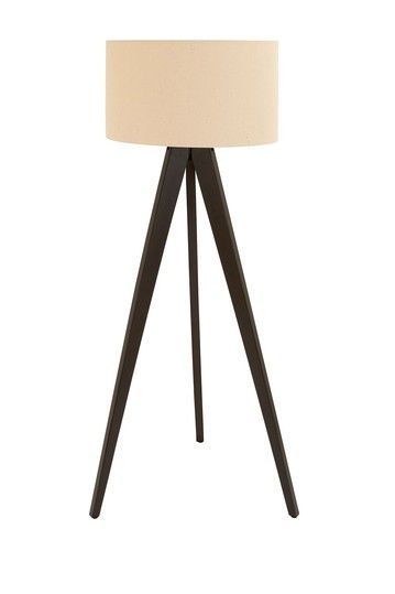Wood MITSU Floor Lamp