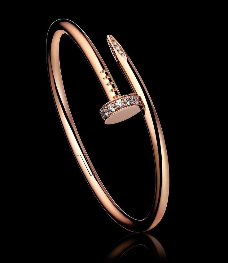 Cartier New Juste Un Clou Jewel Collection Brace