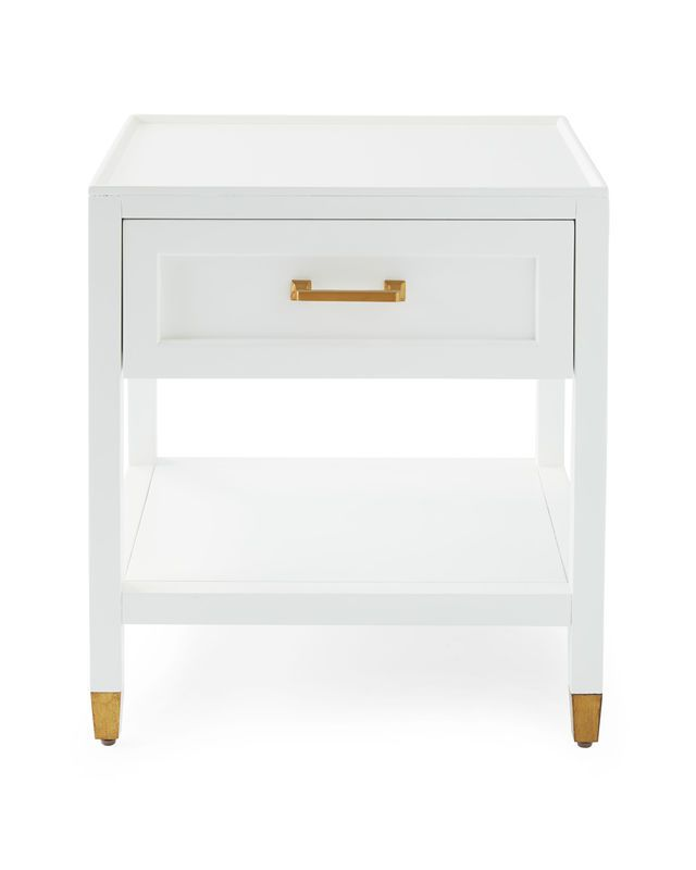 Pierson 1-Drawer NightstandPierson 1-Drawer Nightstand