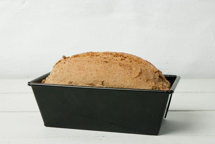 Aquí tenéis una receta deliciosa de pan saludable sin gluten a base de trigo sarraceno, un pseudocereal maravilloso, ideal para personas que basan su dieta en alimentos de origen vegetal, muy rico en proteínas.