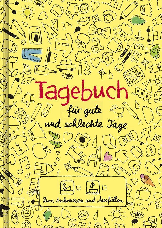 Tagebuch für gute und schlechte Tage von Doro Ottermann (Cover) - Bild: Mosaik Verlag