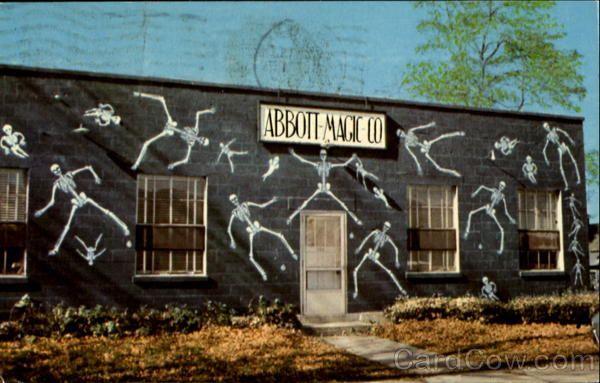 Abbot's Magic Co Colon Michigan