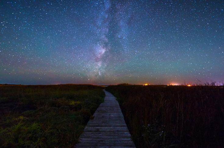 Wedgeport Nature Trail — 5km walking trail in Wedgeport, Nova Scotia.