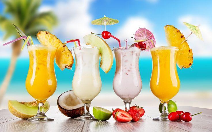 мое здоровье: Напитки, которые способствуют набору веса
