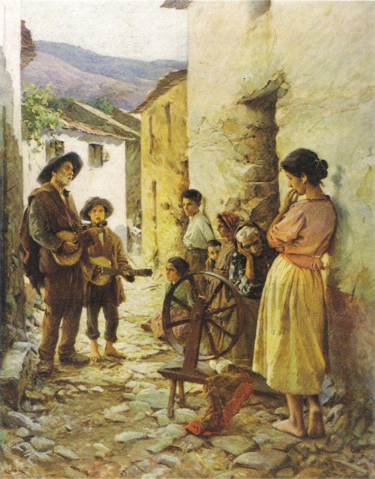 Carlos Reis - Cantigas d'amor (1929)