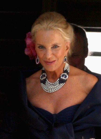 Princess Michael of Kent in Lord Frederick Windsor & Sophie Winkleman Wedding