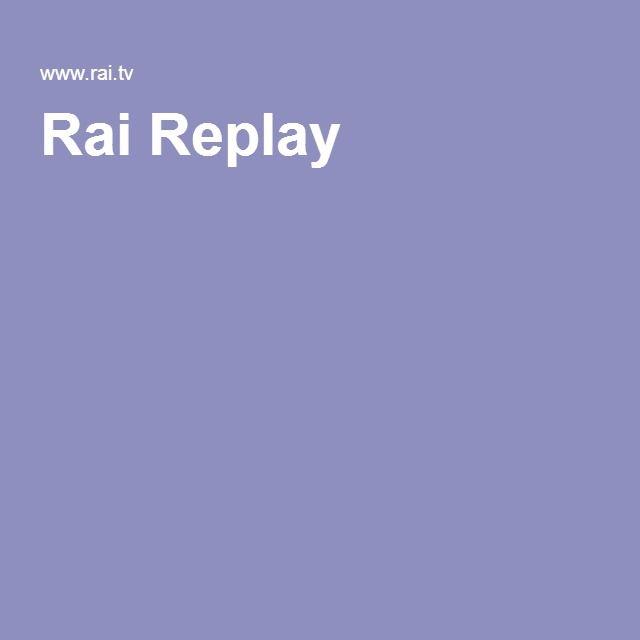 rai replay 14 aprile 2016 geo & geo