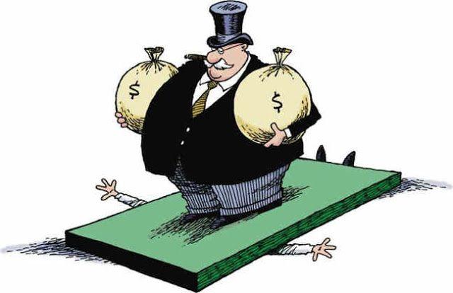 """#PANAMAPAPERS: """"QUE PAGUE LA GILADA"""" por ALEJANDRO REBOSSIO   """"La obligación tributaria parece ser un deber a menos que se trate de grandes empresas y afortunados""""  Hay quienes mes a mes pagan religiosamente el monotributo; cuando compramos alimentos todos pagamos el 21% de IVA (solo unos pocos están exentos o con alícuota reducida); los empleados en blanco que más cobran deben cumplir con el impuesto a las ganancias. La obligación tributaria parece ser un deber a menos que se trate de…"""