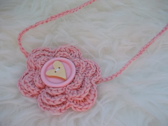 crochet headband  photo props by MonikaTomko on Etsy, €4.00