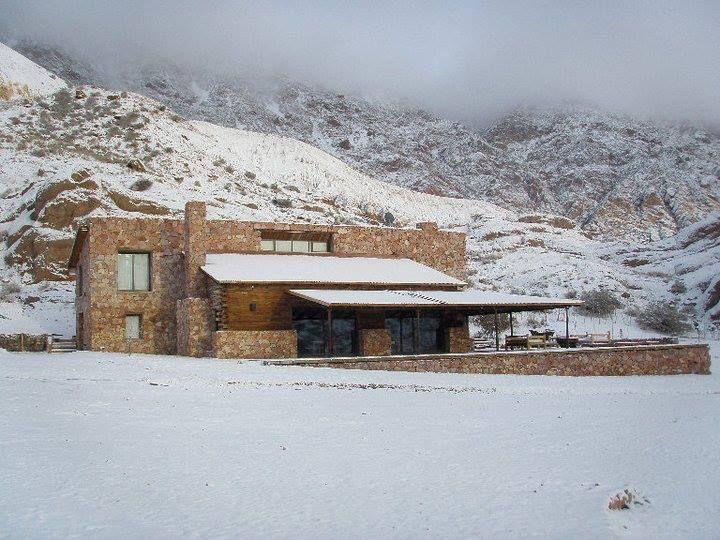Arquitectura - Paisajismo - Ricardo Pereyra Iraola - Mendoza -Uspallata - Patagonia - Nieve - Casa