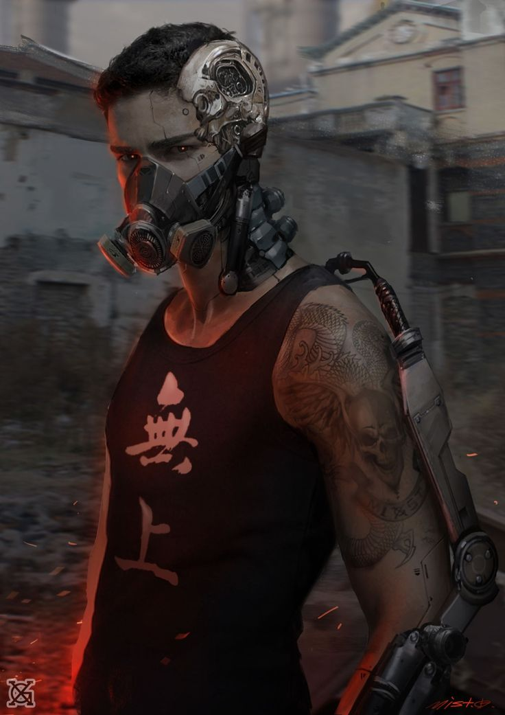Cyberpunk by XG Mist                                                                                                                                                                                 More