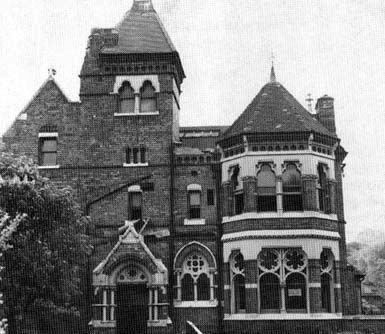 32 best ArchiStyles: Gothic Revival images on Pinterest
