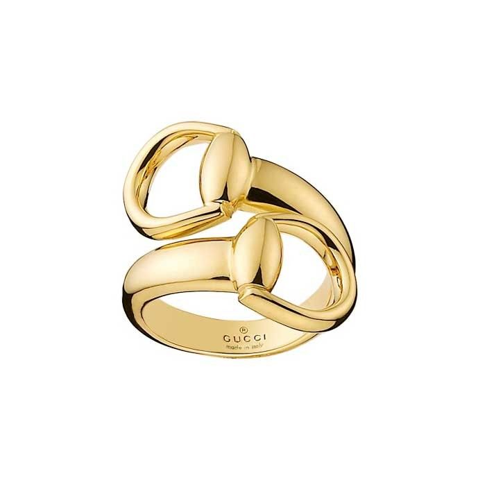Trending Gucci Horsebit Ring