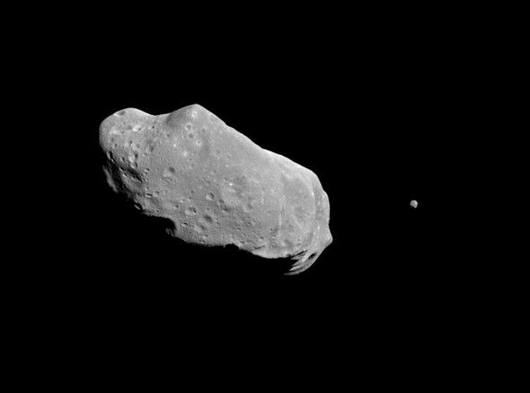 Luxembourg Wants to Lead the Way in Asteroid Mining