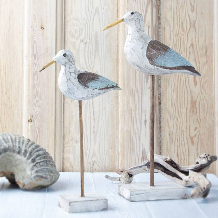 Wooden Seagulls – Ideal Home Show Shop