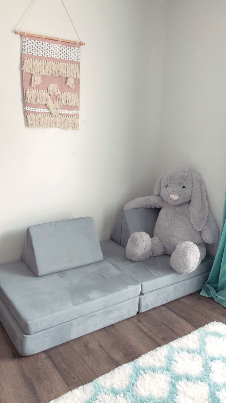 Nugget Comfort Couch | Girl room couch, Couch decor, Toy rooms