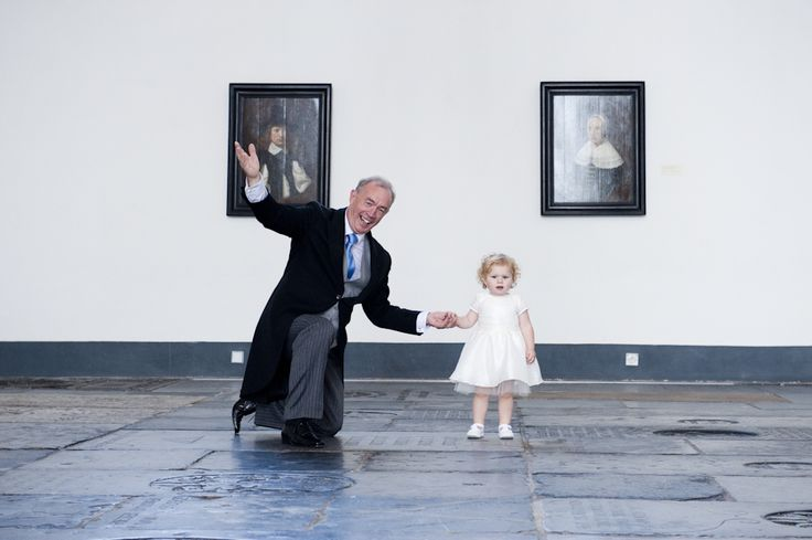 #dutchwedding #child #granddad #Naarden #september #2011  Photo by Sjoerd Banga, © Banganimation