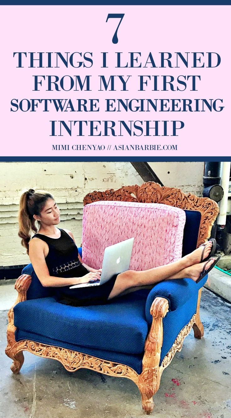 7 Things I Learned From My First Software Engineering Internship