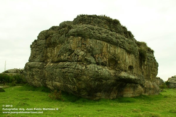 Las piedras del Chivo en Bojaca Cundinamarca