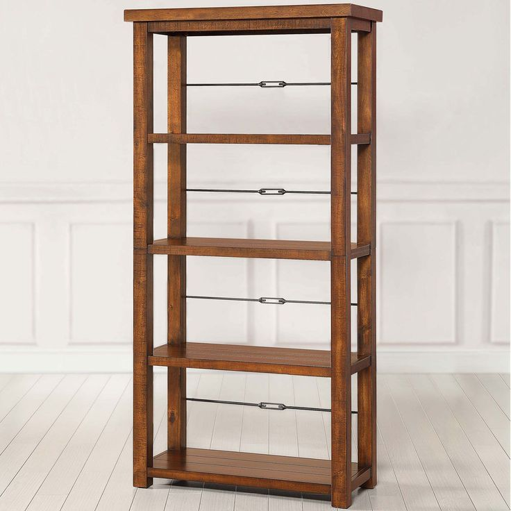 Black Mountain Bookcase By Nicholas Sparks